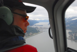Photo: Helicopter ride to see glaciers