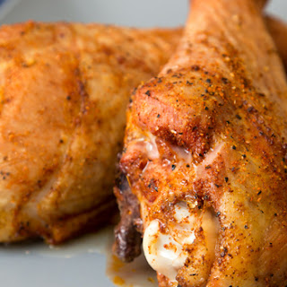 Roasted Turkey Legs.