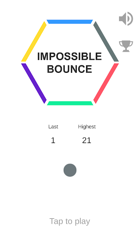 Impossible Bounce