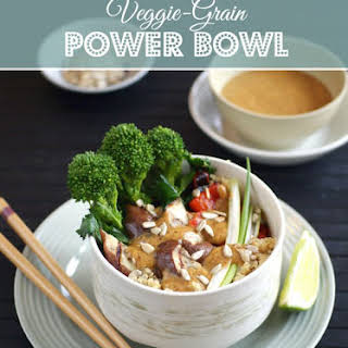 Veggie-Grain Power Bowl.
