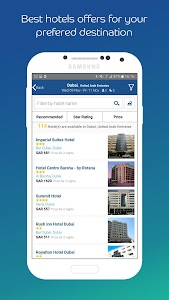 Flyin.com - Flights and Hotels screenshot 8