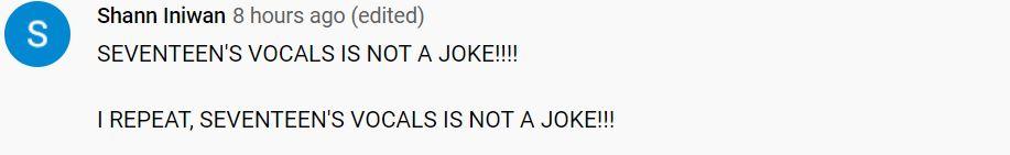 not a joke