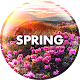 Wallpapers in the spring apk