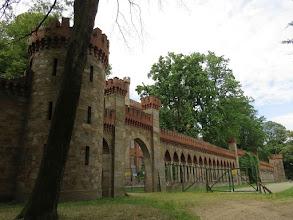 Photo: G7127852 Kamieniec Zabkowicki - Zamek i kompleks parkowy