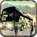 Transporter Bus Army Soldiers icon