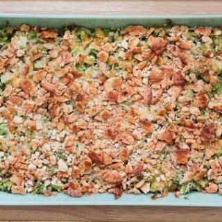 Broccoli & Rice Casserole.