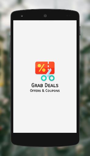Grab Deals - Offers & Coupons 2.0.3 screenshots 1