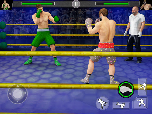 PRO Punch Boxing Champions 2018: Real Kick Boxers 1.0 screenshots 8