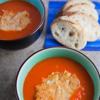 Tomato Red Pepper Bisque Recipes