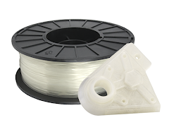 Natural Translucent PRO Series PLA Filament - 2.85mm (1kg)