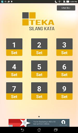 玩免費拼字APP|下載Teka Silang Kata app不用錢|硬是要APP