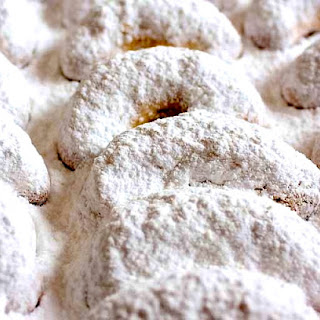 Greek Christmas Butter Cookies