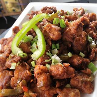 Chilli Vinegar Chicken Recipes
