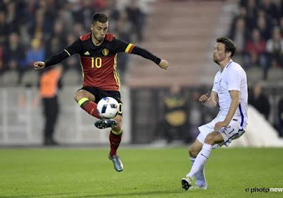 """""""Je pense qu'Hazard peut exploser à l'Euro"""""""
