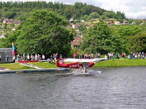 Photo: Seaplane at Inverness