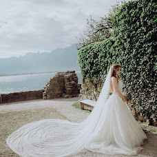 Photographe de mariage Veronika Mikhaylova (McLaren). Photo du 03.12.2018