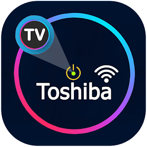 Remote control for toshib tv 6.4 by iYdev logo