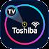 Remote control for toshib tv