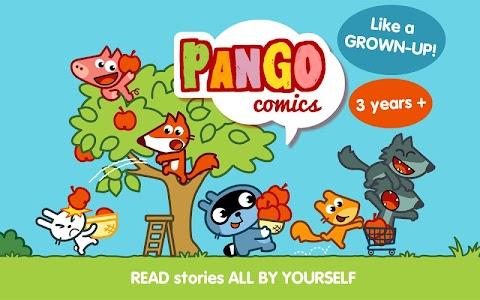 Pango Comics screenshot 10
