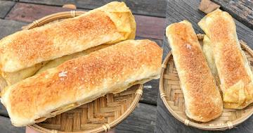 手工傳統燒餅油條早餐店