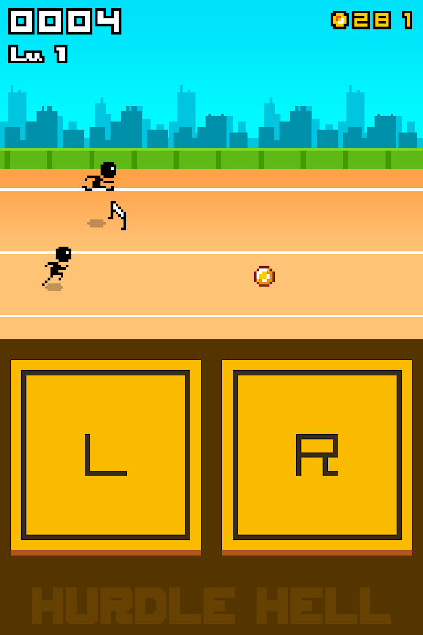 Hurdle Hell Turbo- screenshot