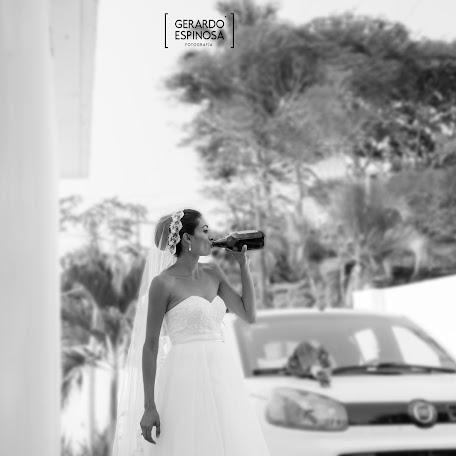 Fotógrafo de bodas Gerardo Espinosa (GerardoEspinosa). Foto del 08.12.2016