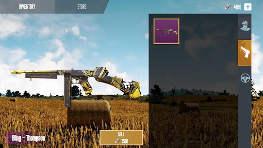Crate Simulator for PUBGM MOD (Unlimited Crates) 4