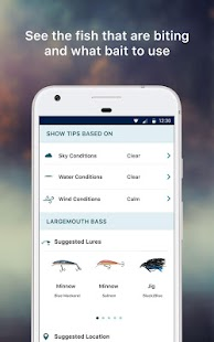 NetFish – Free Fishing App- screenshot thumbnail