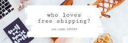 Free Shipping Lunch - Email Header item