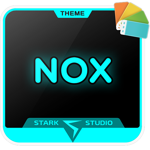 Theme Xp - NOX AQUA