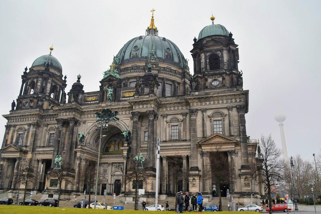 itinerario de viaje a Berlín de 3 días