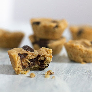 "Chocolate Chip Cookie ""Energy"" Cups"