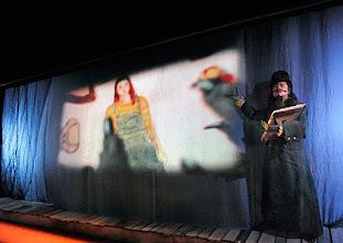"""Photo: LORTZINGS """"UNDINE"""" an der Wiener Staatsoper - Kinderfassung. Inszenierung: Alexander Medem. Premiere 18.4.2015. Tae Joong Yan. Foto: Barbara Zeininger"""
