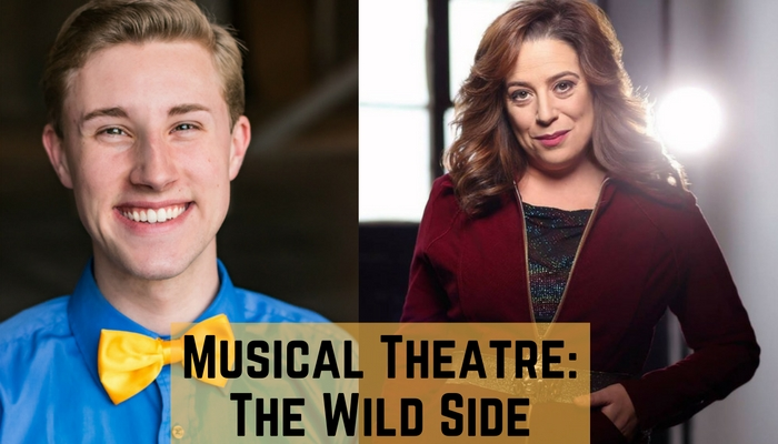 BWW Feature: Sheri Sanders and Christopher Castanho present 'Musical Theatre: The Wild Side'