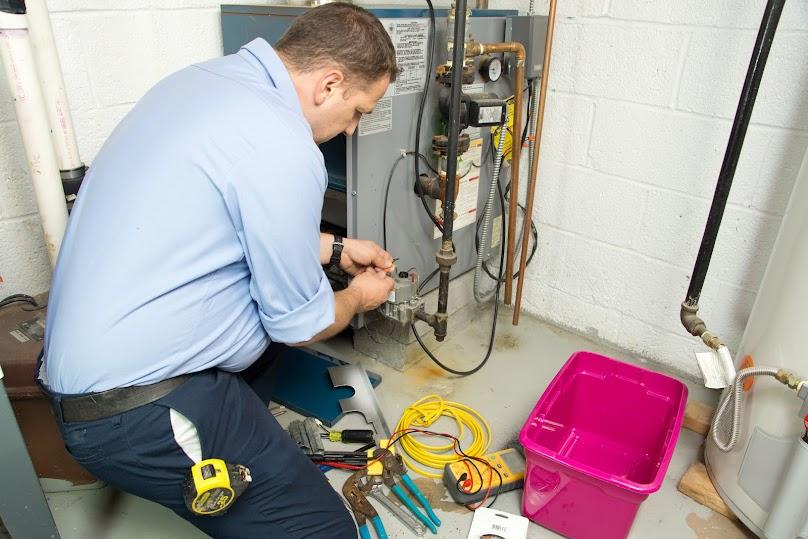 Instalacja ogrzewania gazowego w domu