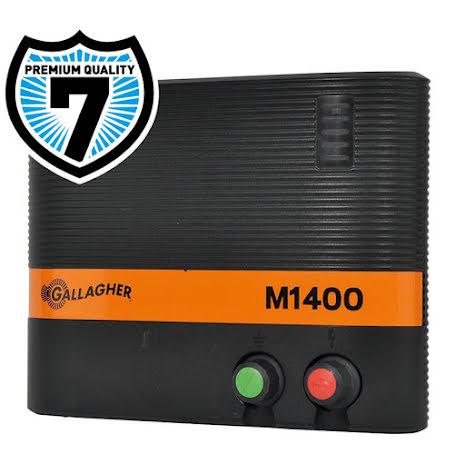 Elstängselaggregat Gallagher M1400 - 230 Volt