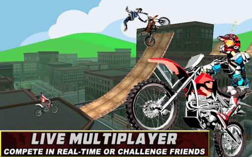 Real Bike Stunts Trial Bike Racing 3D game apkmr screenshots 3