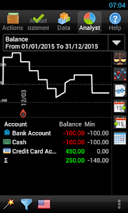 Personal Finance Location- miniatura screenshot