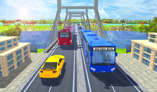 Offroad Metro Bus Game: Bus Simulator androidhappy screenshots 2