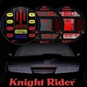 Knight Rider Soundboard smartwatch face icon