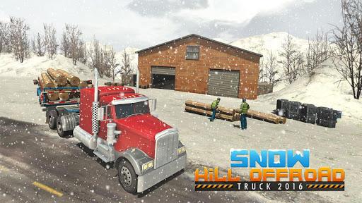 Offroad Snow Truck Driver 3D  screenshots EasyGameCheats.pro 1