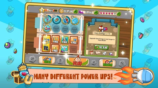 Furball Rampage MOD (Unlimited Gold Coins) 4
