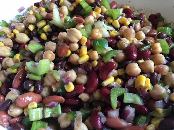 Balsamic Beans And More! Recipe