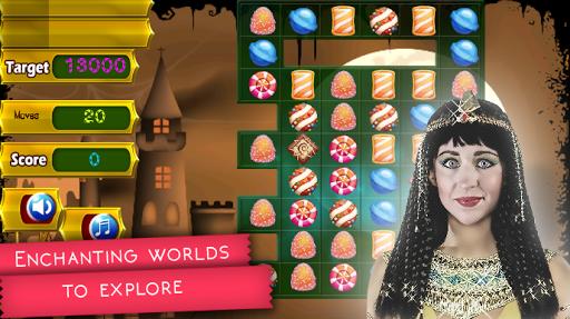 Cleopatra Pyramid Match 3