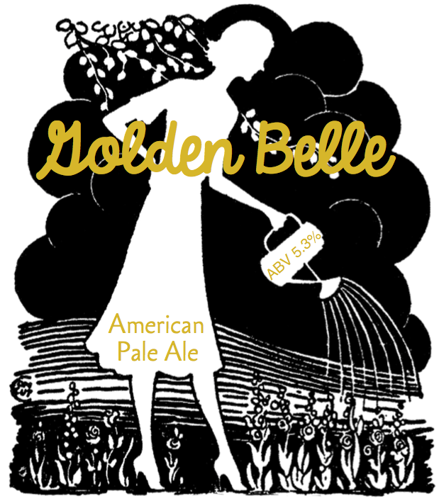 Logo of Sweet Taters Golden Belle