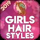 Girls hairstyles step by step APK