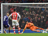 Un Anderlecht renversant à Arsenal (3-3) !