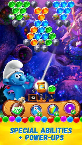 Smurfs Bubble Shooter Story  mod screenshots 5