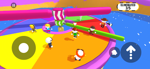 Party Royale: Ultimate Royale Runner 3D 0.9 screenshots 1