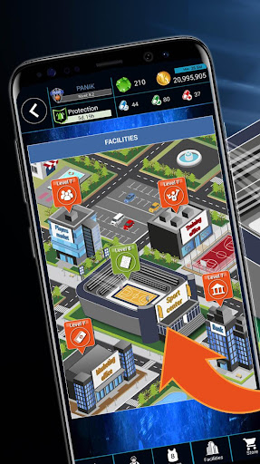 Basketball War 2018 - Basketball Manager Game  screenshots 1